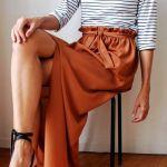 5 τρόποι να συνδυάσεις την κλασική μαρινιέρα με φούστα