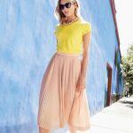 5 τρόποι να φορέσεις μια κίτρινη μπλούζα το καλοκαίρι