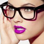 Πώς να κάνεις σωστό μακιγιάζ με μωβ κραγιόν