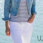 Πως να φορέσεις λευκό τζιν την άνοιξη τα 10 καλύτερα outfit