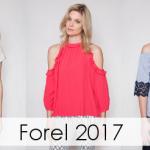Καθημερινά ρούχα Forel άνοιξη καλοκαίρι 2017