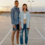 Pull and Bear Denim Collection Kαλοκαίρι 2017