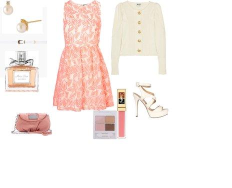 φόρεμα topshop και ζακετάκι ALICE by Temperley - Look of the day με φόρεμα topshop και ζακετάκι ALICE by Temperley