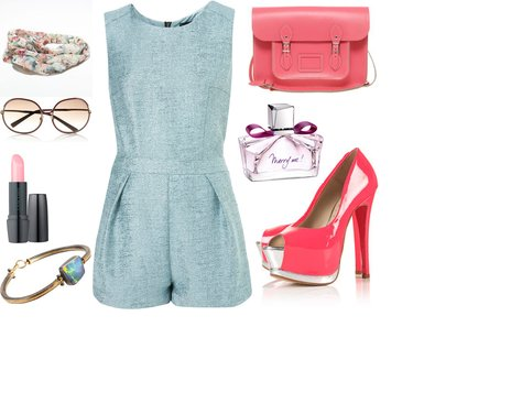 59ae312f5ea48cbc5d0fe35bdcfadab4 - Look of the Day με μια playsuit Topshop και ένα ζευγάρι peep toe Topshop
