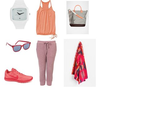 5dd2930600a48c98136ab87a7039afc1 - Look of the Day με παντελόνι  Crop Joggers και ένα top Old Navy
