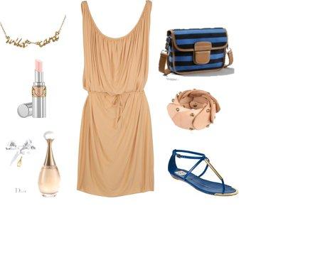 cfdfd0e1ee205034e3f6939d31a8e056 - Look of the Day με jersey φόρεμα Alberta Ferretti και σανδάλια Dolce Vita