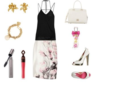 3940287c1a7a5155e593a8e978c72f91 - Look of the Day με top T-Bags και φούστα Valentino