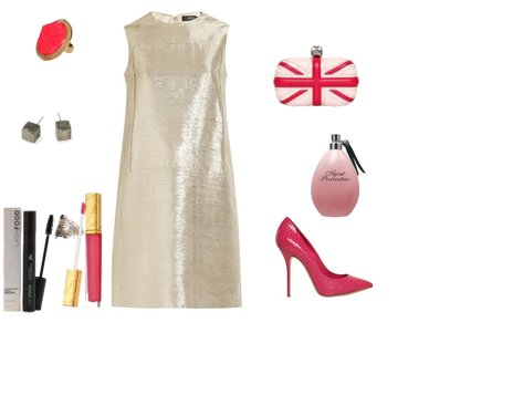 7caaa4f72d452538fa85291816c105b0 - Look of the Day με φόρεμα Calvin Klein
