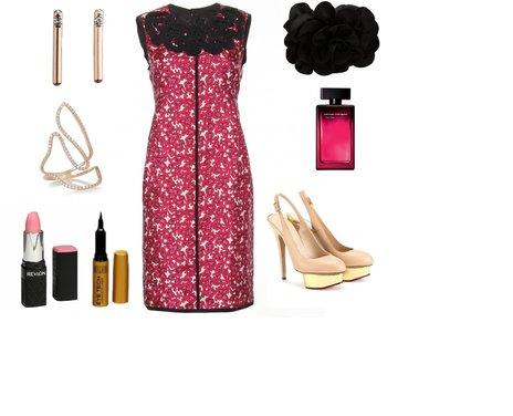 cfaf0ba2de70a413ba7580845cf49652 - Look of the day με φόρεμα Marc Jacobs
