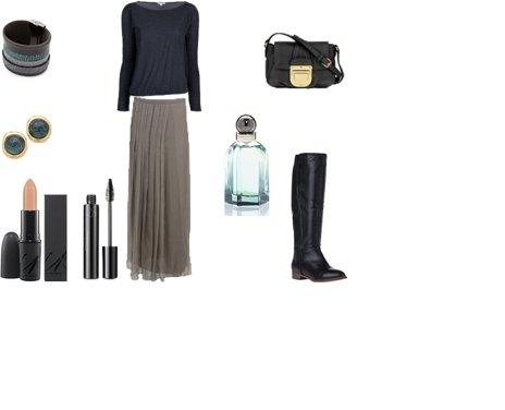 d5c6ab77333dc1e589c9ca1f792d4323 - Look of the day με μια φούστα Brunello Cucinelli