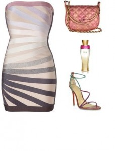 dcf252ad5931a85a789c288838cd62af 228x300 - Look of the day με φόρεμα Herve Leger