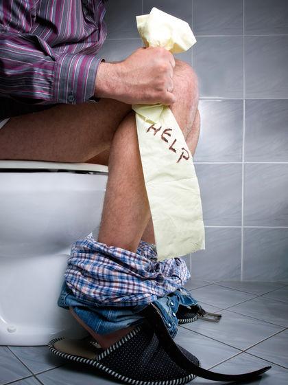 diarrhea - Διάρροια, μια άβολη κατάσταση που αντιμετωπίζεται
