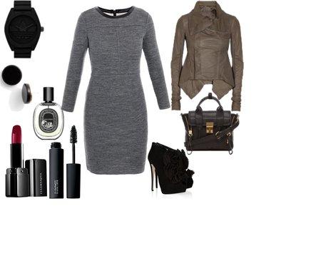 6c04bda47aaebab928204a6f10729ae3 - Look of the day με φόρεμα J Brand