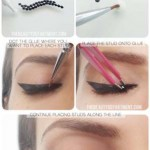 TheBeautyDepartment.com-Black-Studded-Liner-Steps