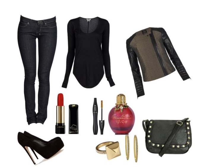 133 - Look of the day με γόβες Brian Atwood