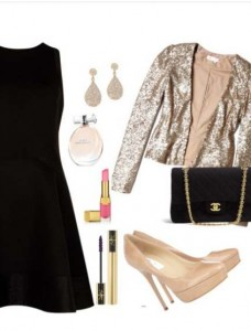 Clip1 228x300 - Look of the day με φόρεμα Ted Baker