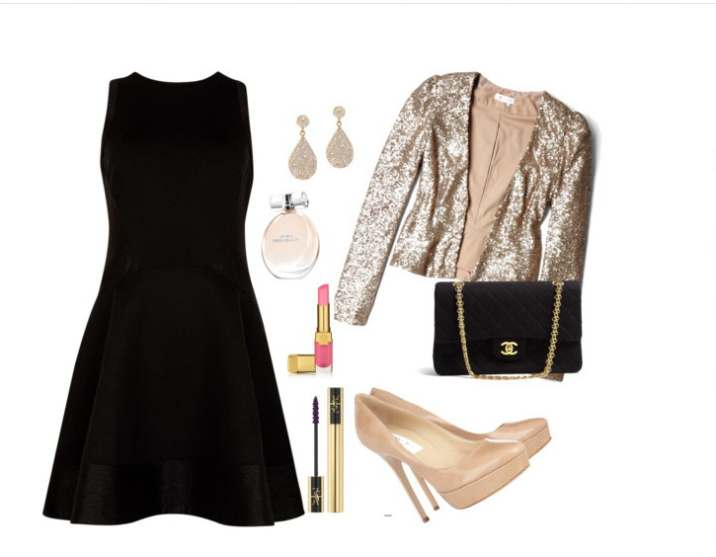 Clip1 - Look of the day με φόρεμα Ted Baker