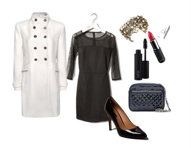 18 - Look of the day με φόρεμα Pull&Bear