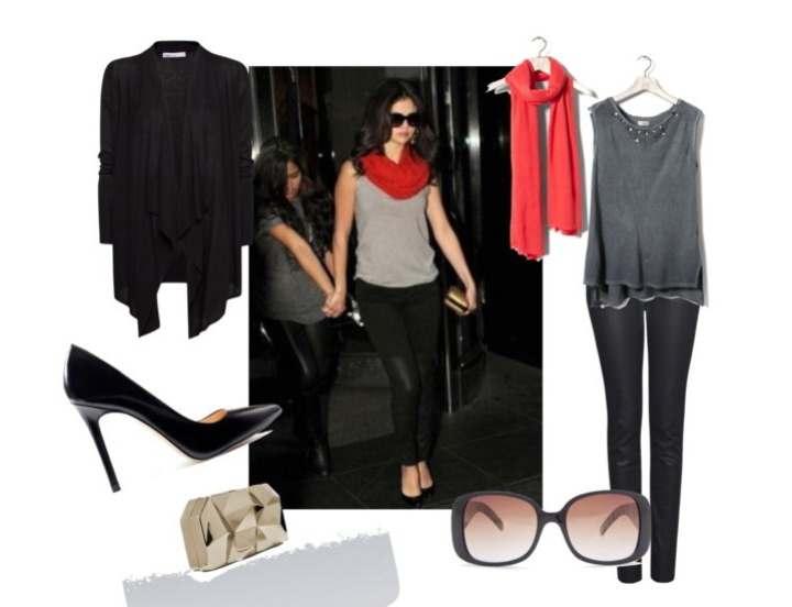 Clip4 - Celebrity look Selena Gomez