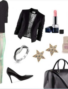 Clip8 228x300 - Look of the day με σακάκι H&M