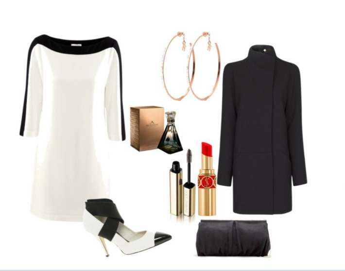 Clip11 - Look of the day με παλτό Mango