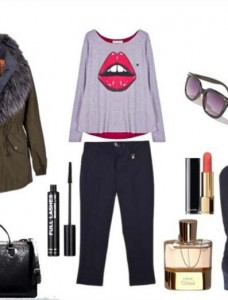 Clip6 228x300 - Look of the day με BSB Fashion