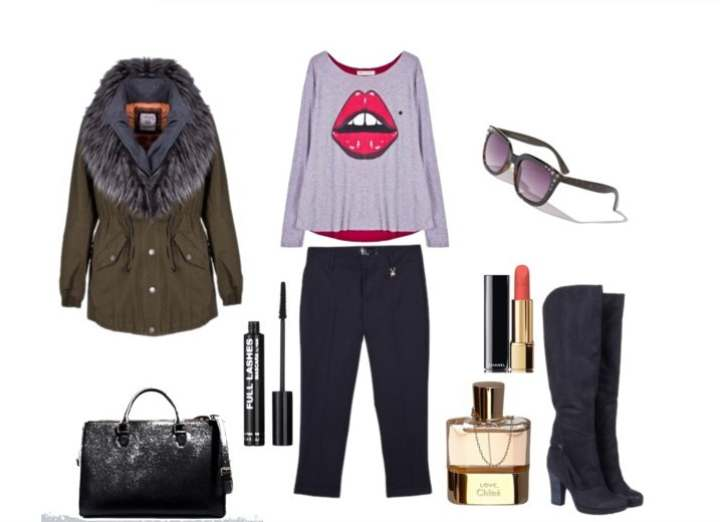 Clip6 - Look of the day με BSB Fashion