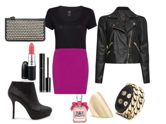 Clip9 - Look of the day με Mango ρουχα