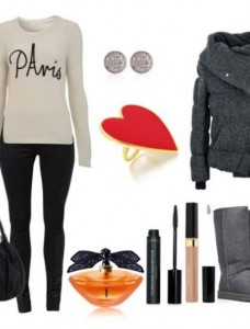 Clip 21 228x300 - Look of the day με μπότες Ugg