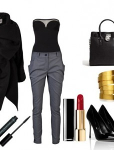 Clip 25 228x300 - Look of the day: Βραδινό look με παντελόνι Vivienne Westwood