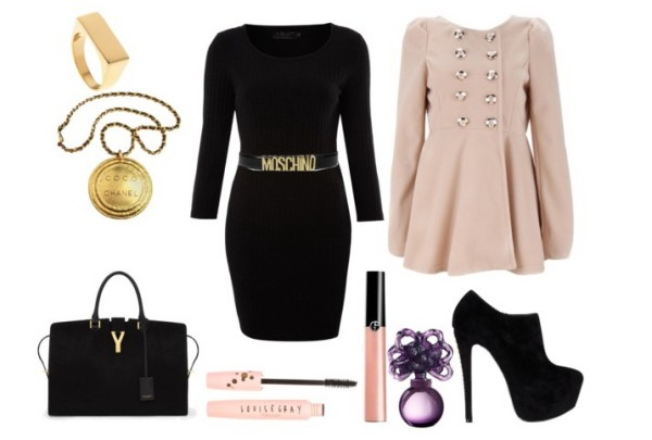 Look of the day with Pussycat dress 1 - Look of the day με φόρεμα Pussycat