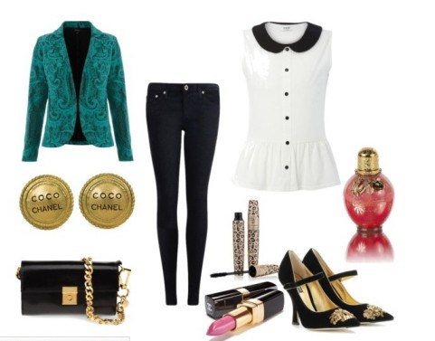 Look of the day with Therapy jacket 1 - Look of the day με σακάκι Therapy