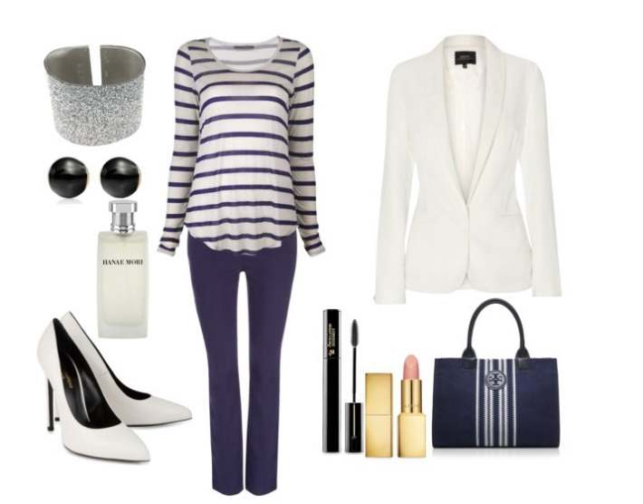 Clip 211 - Look of the day με σακάκι Matalan