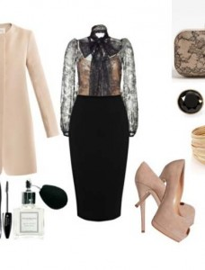 Clip 218 228x300 - Look of the day με clutch Jimmy Choo