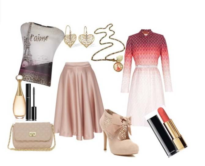 Clip 23 - Look of the day με top Lipsy