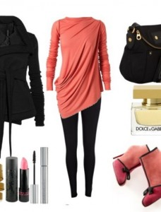 Look of the day with Christian Louboutin ankle boots 228x300 - Look of the day με ankle boots Christian Louboutin