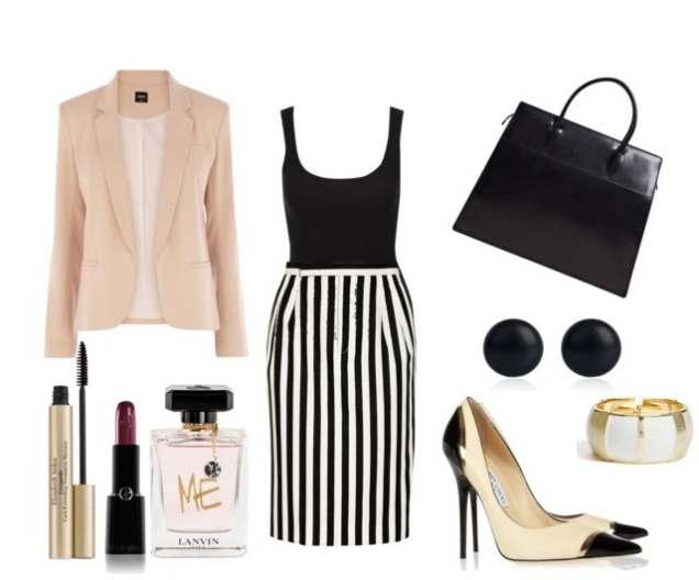 Clip10 - Look of the day κομψό ντύσιμο για γραφειο