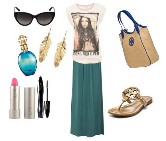 Clip12 - Look of the day με boho διάθεση