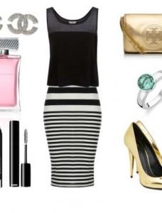 Clip1 228x300 - Απόλυτα εντυπωσιακό outfit για βραδινή έξοδο
