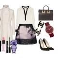 Clip18 120x120 - πουκάμισο Karl Lagerfeld παλτό Reiss φούστα Mary Katrantzou γόβες Saint Laurent