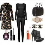 Look of the day with a Burberry coat