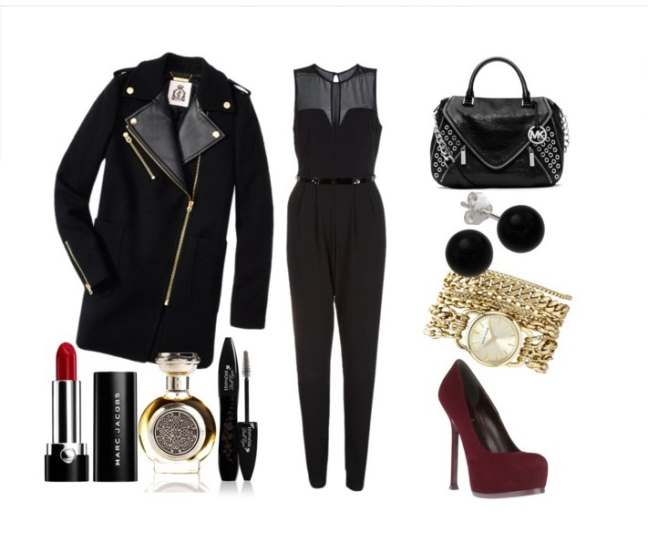 Clip12 - Look of the day με κραγιόν Marc Jacobs