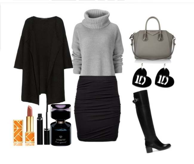 Clip7 - Look of the day με φούστα Alexander Wang