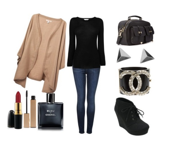 Look of the day for casual daytime look - Look of the day για casual πρωινή εμφάνιση