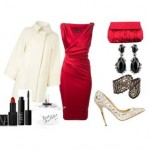 Look of the day invited to a dinner party glam