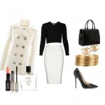 All time classic stylish set ideal for a night out