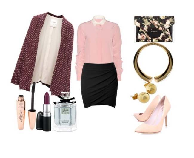 Look of the day to stand in a formal or evening out - Look of the day για να ξεχωρίσετε σε μια επίσημη ή βραδινή έξοδο