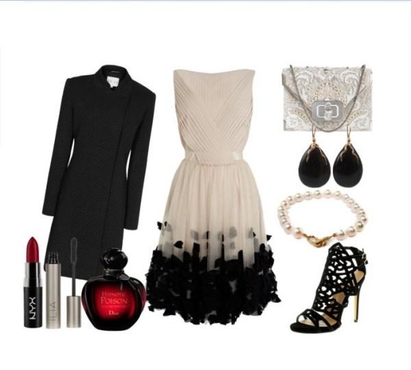 Impressive formal outfit with a Coast Amalia dress - Εντυπωσιακό επίσημο σύνολο, ιδανική επιλογή για γάμο