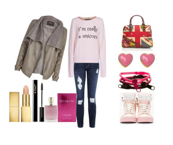 Look of the day perfect for morning views - Look of the day ιδανικό για πρωινές εμφανίσεις