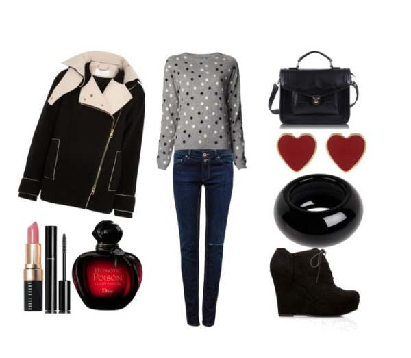Look of the day with Chloe jacket and booties Forever21 - Look of the day με μπουφάν Chloe και μποτάκια Forever21